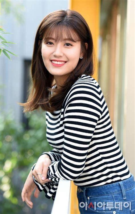 korean actress nam ji hyun interview quot shopping king louis quot nam ji hyeon quot i want to