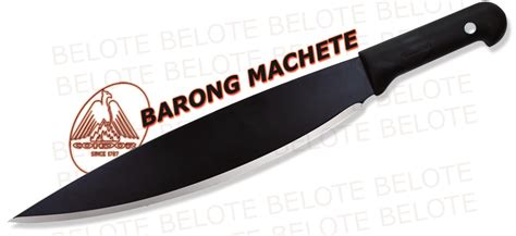 condor barong machete condor 14 quot barong machete carbon steel with leather sheath