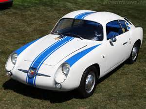 Abarth Zagato Fiat Abarth 750 Zagato Coupe High Resolution Image 1 Of 12