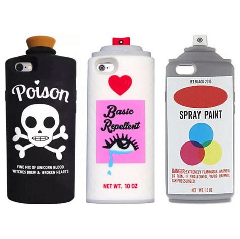 Funny Bathroom Writing Poison Potion Bottle Fire Extinguisher Paint Repellent