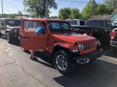 2019 Jeep Jl by Any Information On 2019 Jeep Jl Wrangler Colors Page 5