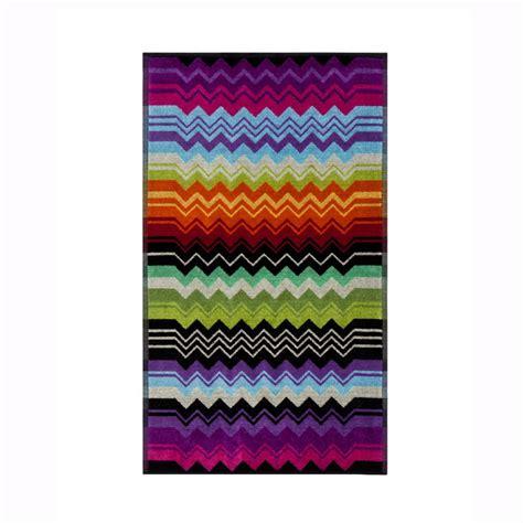 missoni home tappeti missoni home bagno tappeto giacomo zig zag t59 60x90 cm