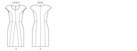 Pattern Review Vogue 1360 | vogue patterns 1360 misses dress
