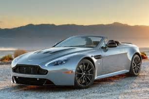 Aston Martin V12 Vantage Coupe 2015 Aston Martin V12 Vantage S Roadster Review