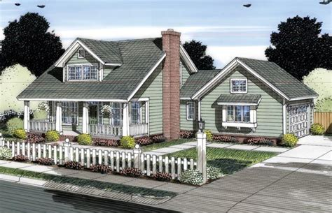 Good Ranch Style Home Plans With 3 Car Garage #11: 4f50da143b630df1076052c93750bb1b--cottage-floor-plans-country-house-plans.jpg