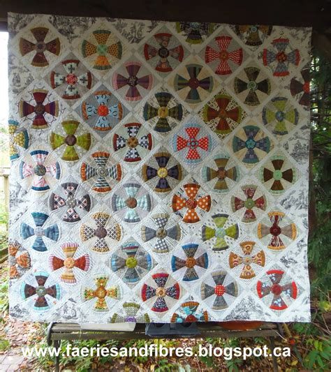 Library Quilt by Faeries And Fibres Rowdy Flat Library Quilt And A