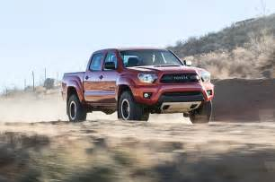 Toyota Trd Road 2015 Toyota Tacoma Trd Pro On Road 305344 Photo 12