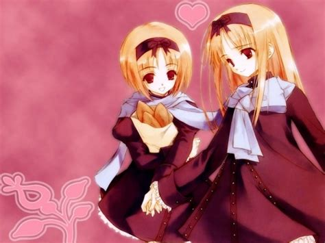 wallpaper anime twins post anime twin sisters it can be also brothers or
