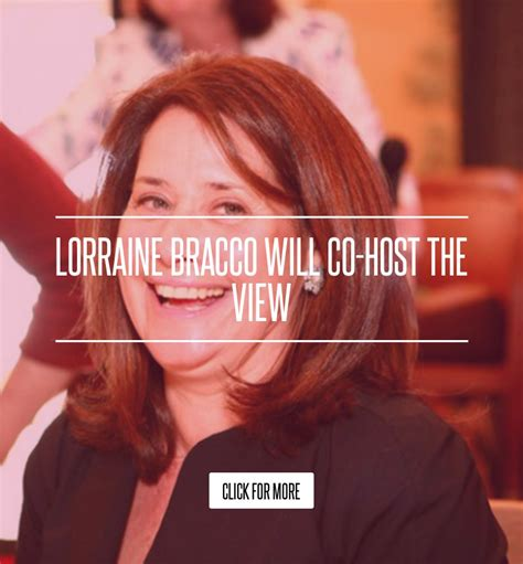 Lorraine Bracco Will Co Host The View by Lorraine Bracco Will Co Host The View Lifestyle