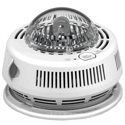 Alert Smoke Detector Blinking Light by Alert Brk Photo Electric Hardwired Smoke Detector