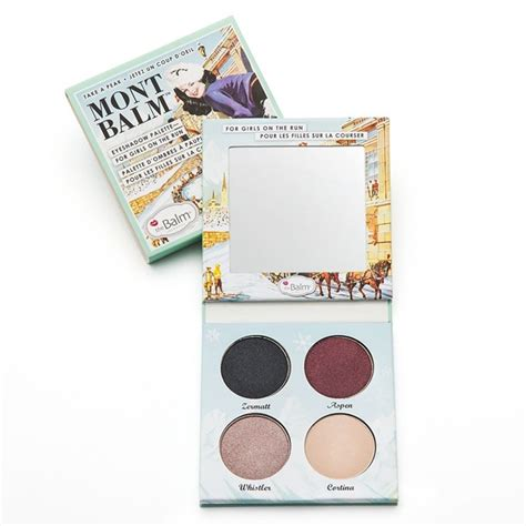 The Balm Eyeshadow Pallette the balm mont balm la balmba the spotlight palettes launch musings of a muse