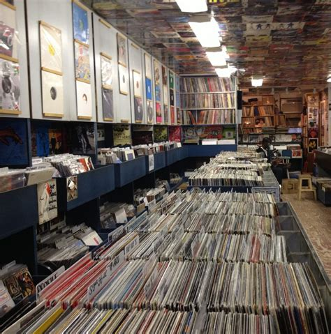New York Records The World S Best Record Shops 050 A 1 Records New York City