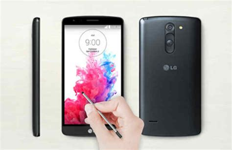 Stylus Lg G3 lg g3 stylus featuring 5 5 inch display processor and android kitkat available