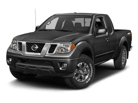 Nissan Frontier Lease by 2018 Nissan Frontier King Cab 4x4 Pro 4x Auto Lease 289