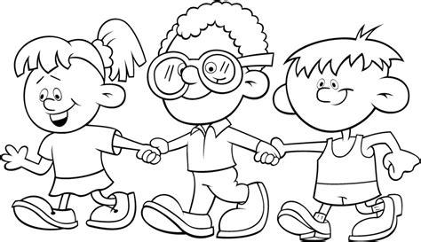 imagenes para trollear amigos grandes amigos dibujalia dibujos para colorear