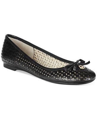 macys shoes flats michael michael kors ballet flats flats shoes