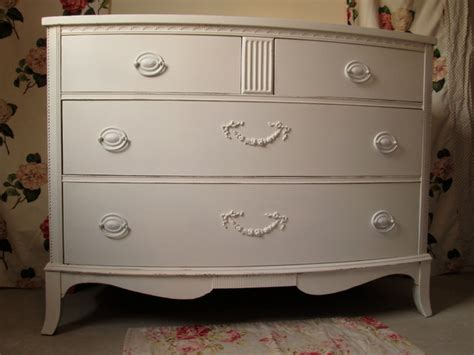 Vintage Bedroom Dressers by Painted Vintage Dressers Traditional New York