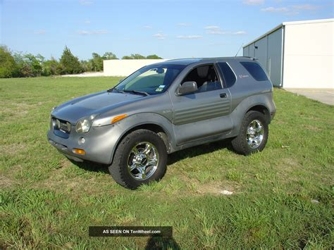 service manual 2001 isuzu vehicross how to change transmission pressure solenoid valve 2001
