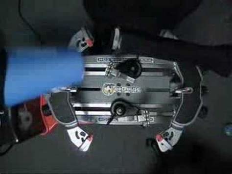 Hair Dryer Vs Air Gun shrink sleeve with a leister hotwind funnydog tv