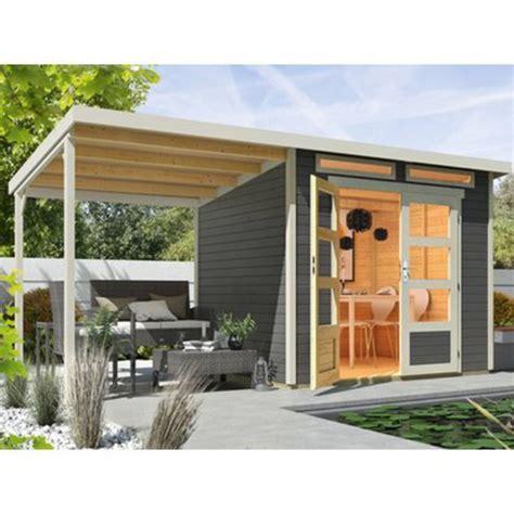 Gartenhaus Mit Veranda Holz by Wolff Finnhaus Holz Gartenhaus Venlo Mit Schleppdach