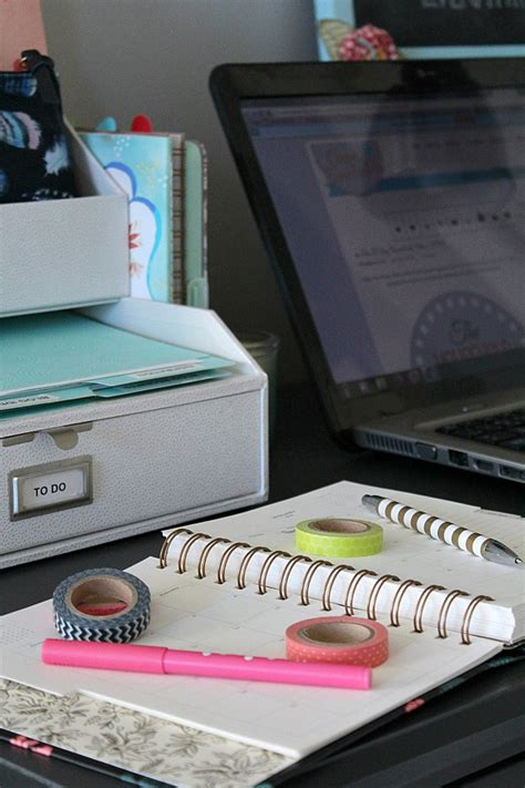 best desk organization ideas small desk organization ideas clean and scentsible