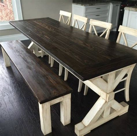 farmhouse kitchen furniture best 25 farmhouse table ideas on pinterest diy