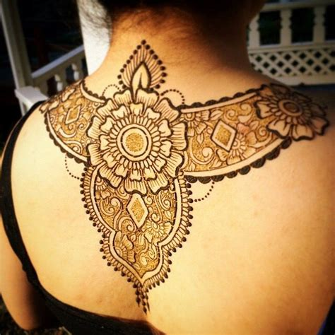 henna tattoo ulm 173 best images about back shoulder side inspirations