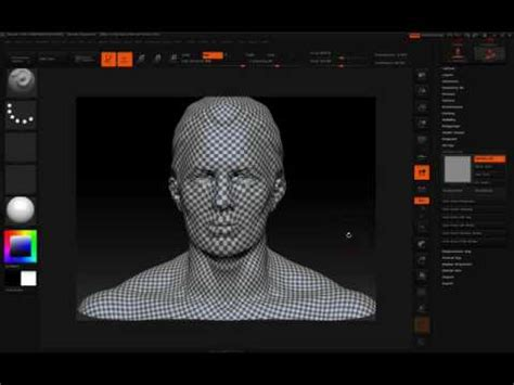 zbrush uv master tutorial uv master getting started 1 of 5 youtube