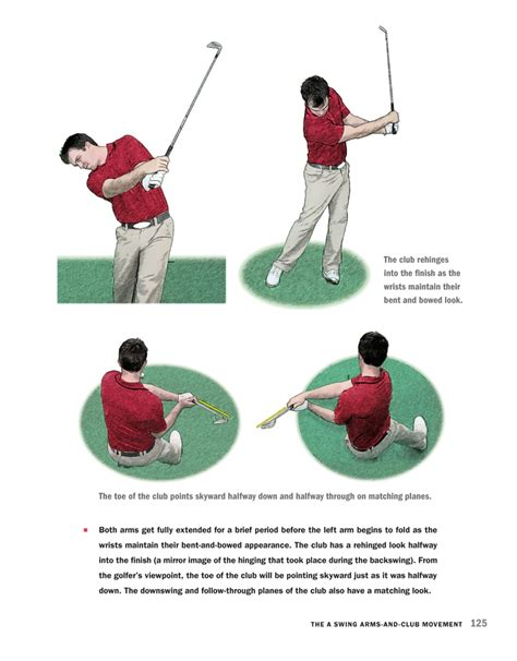 the swing towards a new consciousness of golf books the a swing david leadbetter macmillan