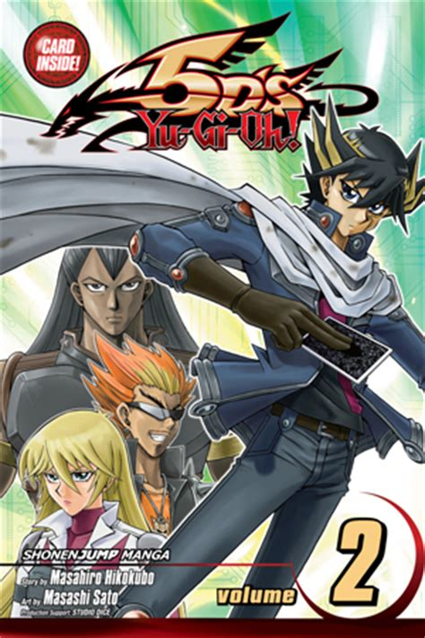 Komikmanga Yugioh Vol 1 2 6 viz read a free preview of yu gi oh 5d s vol 2