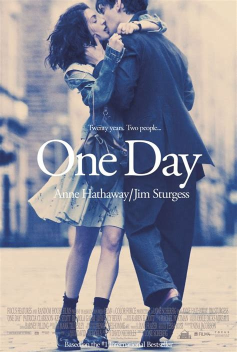 One Day Film Poster | one day movie poster seat42f