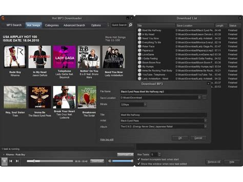 download mp3 music free hot mp3 downloader software downloads at winpcworld