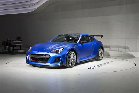 custom subaru brz turbo 2015 subaru brz sti performance concept hd pictures