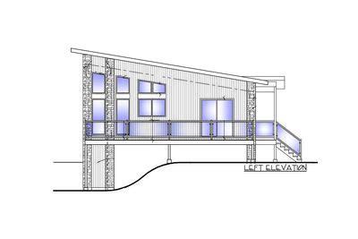 expandable house plans expandable contemporary house plan 90310pd