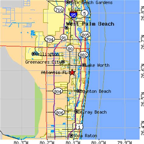 atlantis florida map atlantis florida fl population data races housing