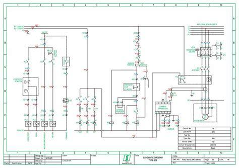 electrical diagram in autocad image collections how to