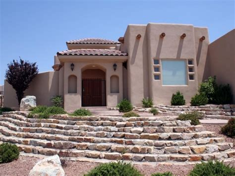 revival style homes pueblo revival architecture hgtv