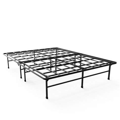 sleep master metal bed frame zinus inch smartbase mattress foundation platform with