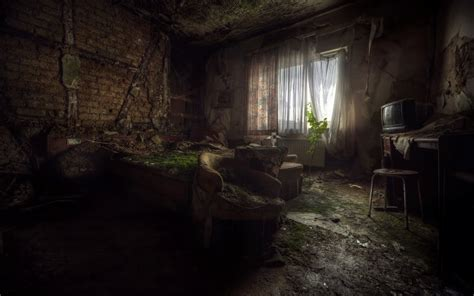 room horror another room abandoned hotel decayed buildings horror hd