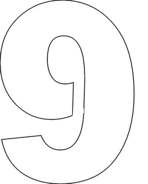 free printable number stencils for painting printable number stencils graduation party pinterest