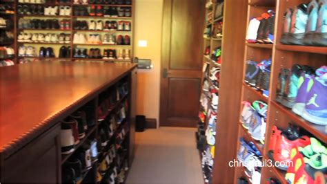Chris Paul Shoe Closet by Chris Paul Shoe Collection Www Pixshark Images