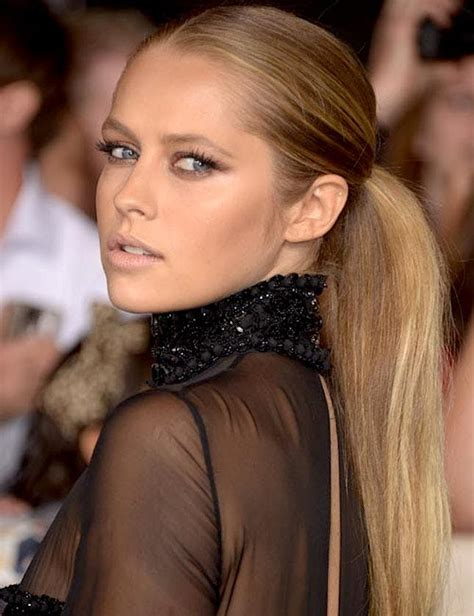 middle parting ponys 20 fancy ponytails guaranteed to turn heads brit co