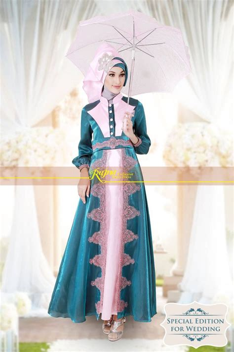 Baju Pesta Muslimah Eksklusif 17 best images about busana muslimah eksklusif on models and kebaya
