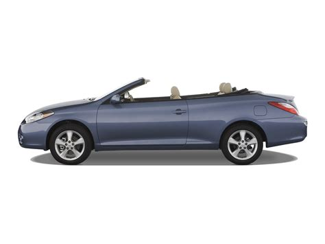 Toyota Prolongs Camry Solara Convertible Production