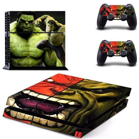 Ps4 Sticker Hulk by 97 Best Ps4 Slim Skin Images On Pinterest Consoles