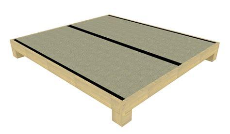 bett echtholz tatami bett tatami multimedia bed has builtin
