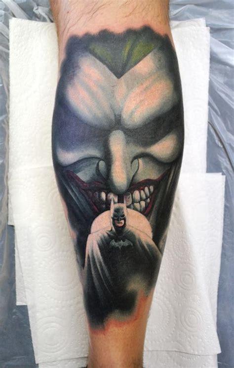 joker tattoo dark knight the dark knight and the clown prince of crime by alan