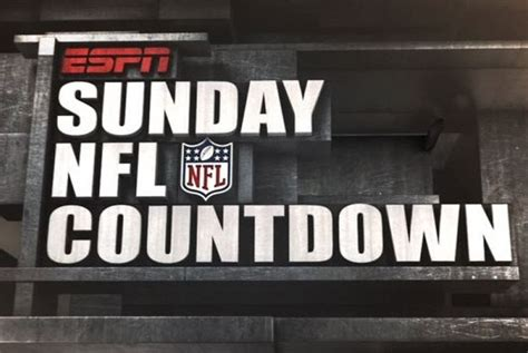 tom jackson espn net worth espn s sunday nfl countdown quotage for week 2 of the 2014