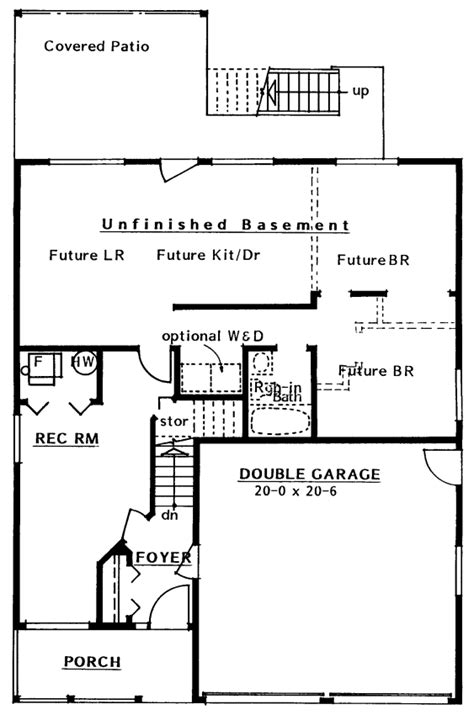 house plans no basement 28 images small house plans no