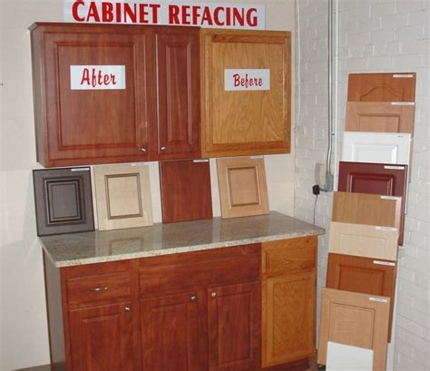 Reface Kitchen Cabinets Doors Best 25 Kitchen Refacing Ideas On Pinterest Reface Kitchen Cabinets Diy Refacing Kitchen